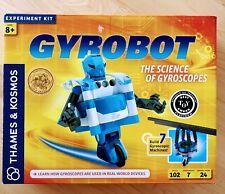 Thames Kosmos Gyrobot Gyroscopic Educational Science Building Kit 7 EXPERIMENTS