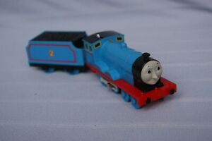 TOMY Thomas & Friends EDWARD AND LINK TENDER Motorised Train VERY RARE