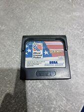 SEGA Game Gear Spiel World Cup USA 94