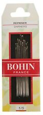 Bohin Darners Size 1 to 5 Hand Sewing Needles  (BHSD1-5)