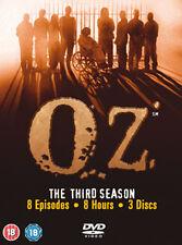 OZ SEASON 3 - DVD - REGION 2 UK