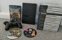 Sony Playstation 2 PS2 Slim Bundle With 19 Great Games - Fully Working!