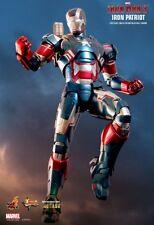 Hot Toys Iron Man Iron Patriot 1/6th Scale Figure