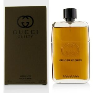 NEW Gucci Guilty Absolute EDP Spray 90ml Perfume