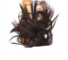 Pop Two-piece Synthetic Extensions Medium Brown/dark Brown
