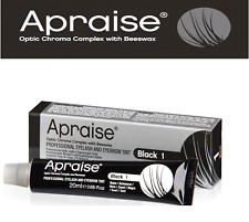 Apraise Black No 1 - Eyelash & Eyebrow Tint Lash Lashes Brow 20ml