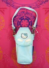 Vintage 2001 Angel Hello kitty Sanrio cell phone case holder