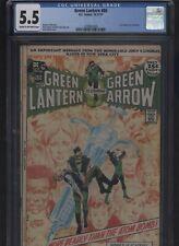 Green Lantern #86 CGC 5.5 Neal Adams DENNY O'NEIL 1971