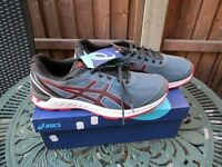 Mens Asics Gel-Sileo Running Trainers Sneakers Shoes UK 11.5 Brand New In A Box