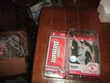 MCFARLANE MLB SERIES 11 JOHNNY DAMON BOSTON RED SOX GRAY JERSEY VARIATION NEW
