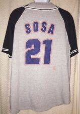 Sammy Sosa Chicago Cubs Jersey Size adult XL by Dynasty