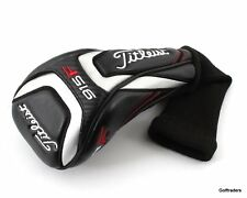 TITLEIST FAIRWAY HEADCOVER - 915F Fairway Black/Silver cover BRAND NEW