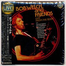 Bob Welch & Friends - Live At The Roxy / Fleetwood Mac / Japan Mini LP 2 CD NEW!