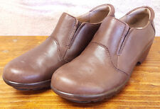 Easy Spirit-e 24 7 Boots-Brown-Women Shoe-Size 6-