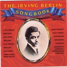 Irving Berlin Songbook CD Kate Smith God Bless America Marilyn Monroe Lena Horne