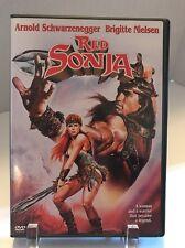 Red Sonja (DVD, 2004) Arnold Schwarzenegger Brigitte Nielsen Barbarian Warrior