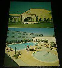 Tucson, AZ - Aztec Inn - Exterior and Swimming Pool Views Vintage Postcard