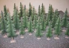 Z Gauge Model Railway Scenery & Trees