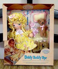 AmToy ~Teddy Beddy Bye~ Vintage 1980 ~Still In Box! Excellent