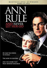 Ann Rule's And Never Let Her Go  (DVD) Brand New (Opened)