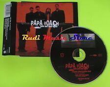 CD Singolo PAPA ROACH Time and time again Eu 2002 SGK MUSIC LC07266 mc dvd (S6)