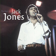 Best of Jack Jones[UK Import] by Jack Jones (CD, Jun-1997, Half Moon)