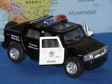 1/40 KINSMART 2005 HUMMER H2 POLICE EMERGENCY 911 ***BRAND NEW & RARE***