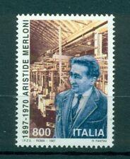 Italia Repubblica 1997 - B.2448 - Aristide Merloni