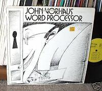 JOHN VORHAUS LP PRIVATE FOLK COMEDY STEPHEN LYNCH