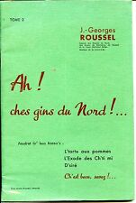 AH ! CHES GINS DU NORD Tome 2 - J.-Georges Roussel