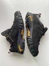 Black Vasque Vibram Mens Hiking Shoes Size (11.5)