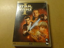2-DISC DVD / STAR WARS 1 (I): THE PHANTOM MENACE