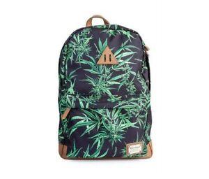 Grand Scheme Maui Wowie Backpack - Black - RRP$80
