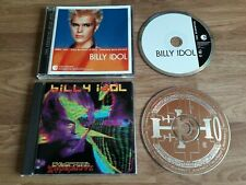 Billy Idol - Cyberpunk / The Essential Billy Idol (2 x CD albums)