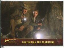 Indiana Jones Heritage Promo Card P1