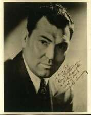 Jack Dempsey Jsa Coa Autographed 8x10 Photo  Hand Signed Authentic