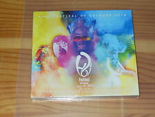 HOLI FESTIVAL OF COLOURS 2016 / DIGIPACK-2-CD-SET 2016 OVP! SEALED!
