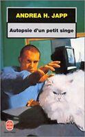 Andrea-H. Japp - Autopsie D'un Petit Singe - polar.