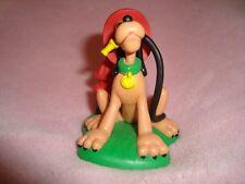 "Disney Pluto Fireman Fire Fighter Hydrant Dog PVC figure Cake Topper 2.5"""