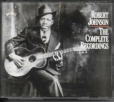 COFFRET (BOX SET) 2 CD 41T ROBERT JOHNSON THE COMPLETE RECORDINGS BEST OF 1990