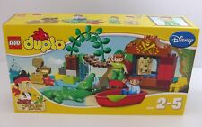 LEGO 10526 DUPLO Jake & Never Land Pirates: PETER PAN'S VISIT Crocodile BNIB