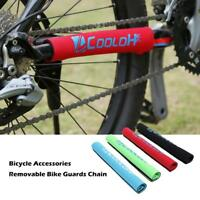 Thicken Universal Mountain Bike Frame Chain Stay Protector Guard Pad Cover Wrap