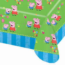 Peppa Pig Plastic Party Tableware Less than 10