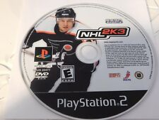 NHL 2K3 (Sony PlayStation 2, 2002)Disc Only Free Shipping
