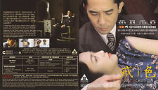 Lust, Caution Blu-ray Region A Tony Leung Ka Fai Tang Wei