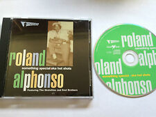 Roland Alphonso - Something Special (Ska Hot Shots, 2000) MINT CD FAST POST