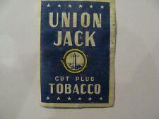 Etiquette Allumette - Tabac UNION JACK - (144)