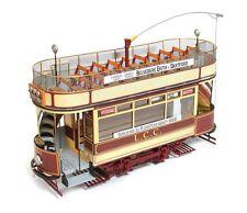 Il tram di Londra LCC106 1:24 SCALA 53008 Kit modellino in legno