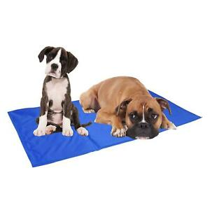 X Large Self Cooling Cool Gel Mat Bed Pet Dog Cat Heat Relief Non-toxic Summer