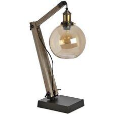 Wooden Modern Desk Lamps